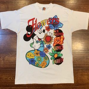 Vintage Mickey Mouse Unlimited Jerry Leigh T-Shirt